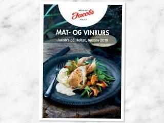 Mat- og vinkurs 2019